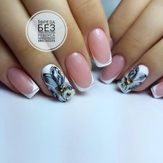 Ideas For Wedding Nails French Gold Classy Classy Nail Designs, Colorful Nail Designs, Cool Nail Designs, Glam Nails, Classy Nails, Stylish Nails, Love Nails, Pretty Nails, Toe Designs
