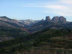 Gorges del Riu Canaletes Inf. (Horta de Sant Joan,...