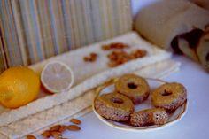 zesty lemon raw donuts