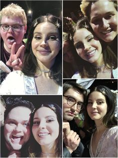 Jan.5, 2018: Lana Del Rey with fans in Minneapolis, MN #LDR #LA_to_the_Moon_Tour