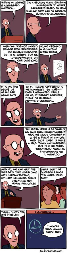 Anyone wanna teach an ethics class called And Why is *This* SMBC Wrong?