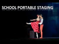 School Portable Staging Hire London UK