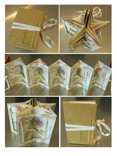 Carousel Book. Not exactly an ALTERED' book but I love pop-ups and other magical books like this.