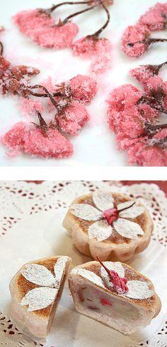 【楽天市場】パン・菓子材料> 和菓子・デザート> 春商品(3月、4月、5月)> さくら> 桜花塩漬:ママの手作りパン屋さん