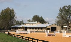 Horse facility #horse #stables