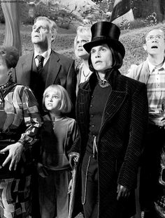 Willy Wonka- Charlie and the Chocolate Factory