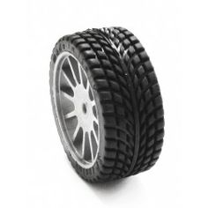 """1:10 Touring """"SOFT"""" RADIAL SPORT Tyres"""
