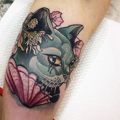 tattoo by Missy Veleno