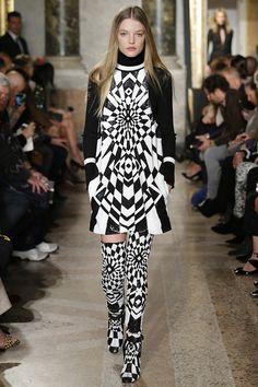 Emilio Pucci Fall 2015 RTW Runway -Milan Fashion Week