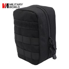 Outdoor Molle Tactical Medical First Aid Bag Military Hunting Bag Vest Belt Pack Waterproof 600D Nylon Accessory Package Pouch
