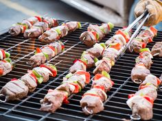 Christmas Kabobs recipe from Ree Drummond via Food Network