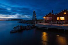 Staviken, Vänern, Sweden. 11 June 2015.