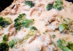 Póréhagymás brokkolis csirkemell tejszínnel | Anita receptje - Cookpad receptek