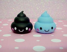 Kawaii poo. Hahaha.