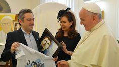 "NOTICIAS VERDADERAS: PAPA FRANCISCO: ""A VECES ME HE SENTIDO USADO POR L..."