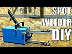 The best DIY projects & DIY ideas and tutorials: sewing, paper craft, DIY. CHEAP Spot Welder DIY (using simple tools) Video Description Hi. My name is Darek and in this video I'll show you how I made Spot Welder DIY using simple Metal Welding, Welding Cable, Metal Tools, Diy Welding, Welding Classes, Welding Jobs, Welding Projects, Diy Projects, Metal Projects