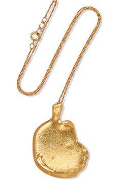 Alighieri | Lost Dreamer gold-plated necklace | NET-A-PORTER.COM