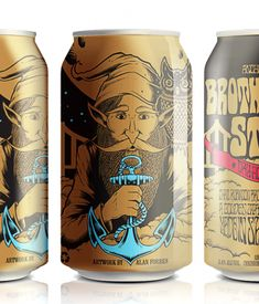 Today, Anchor Brewing Company and the Chris Robinson Brotherhood announce the limited release of Brotherhood Steam Beer in cans and on draught at upcoming Chris Wine Label Design, Bottle Design, Bottle Packaging, Brand Packaging, Packaging Design, Beer Can Collection, Beer Factory, Beer Art, Beer Brands