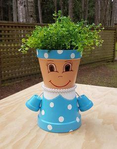 Terracotta Flower Pots, Clay Flower Pots, Plastic Flower Pots, Flower Planters, Clay Pots, Decorated Flower Pots, Painted Flower Pots, Painted Pots, Hand Painted