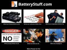 What BatteryStuff.com Does...