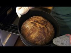 Dragomán-féle parasztkenyér - YouTube Bread Cake, Bread And Pastries, Dragon, Breakfast, Youtube, Breads, Drinks, Kitchen, Morning Coffee