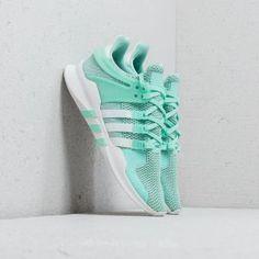 adidas EQT Support Adv W Clear Mint/ Ftw White/ Hi-res Aqua Eqt Support Adv, Adidas Superstar, Adidas Sneakers, Aqua, Mint, Fashion, Moda, Water, La Mode