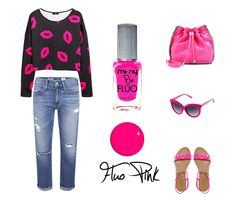 FLUO PINK  Glamour Outfits con la Collezione Be FLUO by MI-NY  SHOP ONLINE: http://www.minyshop.com/it/be-fluo/318-fluo-pink.html #miny #nailpolish #smalto #nails #glamour #fashion #madeinitaly #noanimaltesting #outfit #outfitoftheday #glam #glamcolors #baby #fashionista