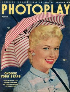 Doris Day. Photoplay Magazine