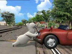 Bernard Bear   The Car Nighty Night, Animation, Bear, Youtube, Spanish, Kids, Treadmill, Young Children, Boys