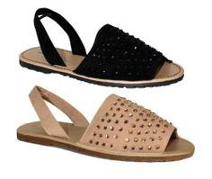 Rhinestone Faux Suede Peep Toe Slingback Sandal Womens Shoes Bamboo Idris 11 | eBay Jeans Warehouse Hawaii