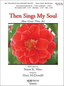Then Sings My Soul (VocalSolo) Then Sings My Soul, Singing