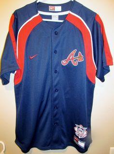 Nike Atlanta Braves jersey , Adult medium - Baseball-MLB