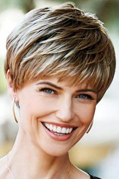 Page Turner by Eva Gabor Wigs- Monofilament Crown Wig - April 27 2019 at Haircut For Older Women, Short Hair Cuts For Women, Short Hairstyles For Women, Short Hair Styles, Teenage Hairstyles, Virtual Hairstyles, School Hairstyles, Everyday Hairstyles, Straight Hairstyles