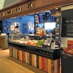 FAST FOOD (glutenfreie Burger): Dammtor Smox