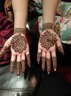 Full hands for karvachauth 2015