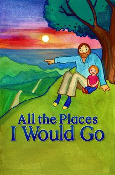 All the Places I Would Go, written by Julie Anne Wight, illustrated by Liz Wikstrom, available on #FarFaria www.farfaria.com Twitter:  @FarFaria @Julie Anne Wight