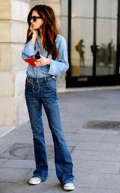 Stephanie laCava before Schiaparelli Haute Couture, Place Vendome