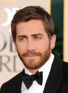Jake Gyllenhaal- my husband, Evan.