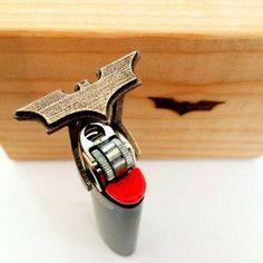 Batman Branding Iron :D