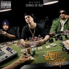 Cacife Clandestino Sonho de Rua (Mixtape) 2013 Download - BAIXE RAP NACIONAL