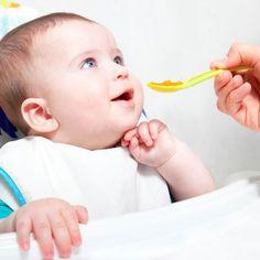 Alimentación para bebés de 9 a 12 meses.