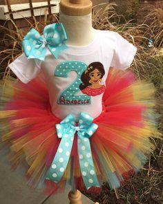 So Affordable Elena of Avalor Birthday by BooBooKittyBirthdays