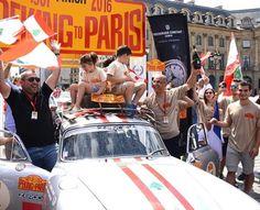 Classic Lebanon, Peking to Paris 2016