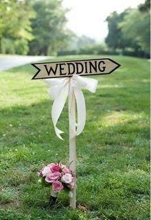 Noivas e Casadas: Wedding Signs