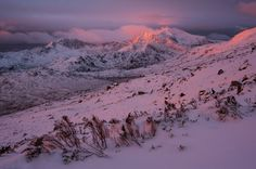 Snowdon summit sunrise Welsh Winter Snowdonia January 2016 view from Miner's Tracks https://www.weather-photo.org/events/weather-photographer-year/finalists/692/