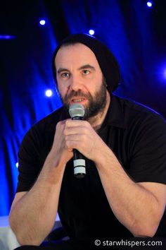 Rory McCann, this man could read me the freaking phone book!