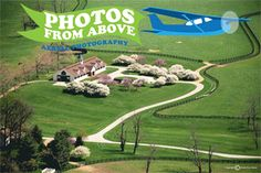 $140 for one Custom Aerial Photo by Photos From Above! ($280 value)