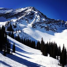 Snowbird, Utah.. The best place to clear your head.  So picturesque.