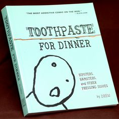 Toothpaste For Dinner book Toothpaste For Dinner, Books, Libros, Book, Book Illustrations, Libri