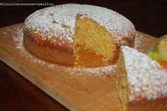 In Cucina con Susetta e altro...: TORTA DI MELE, CAROTE E MANDORLE   E' arrivato…